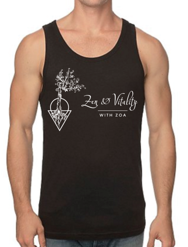 Zen and Vitality organic tank top