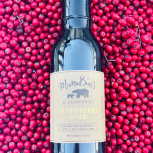 Mama Bears Elderberry Syrup