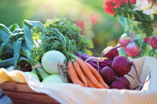 More vegetables in your diet is an important step towards increased wellness