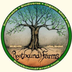 Rootbound Farms logo