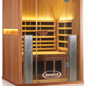 Clearlight Sanctuary 2 Infrared Sauna in Cedar