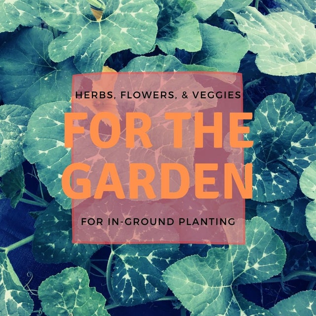 Red Tree Farmstead's Garden Bundle for 2021