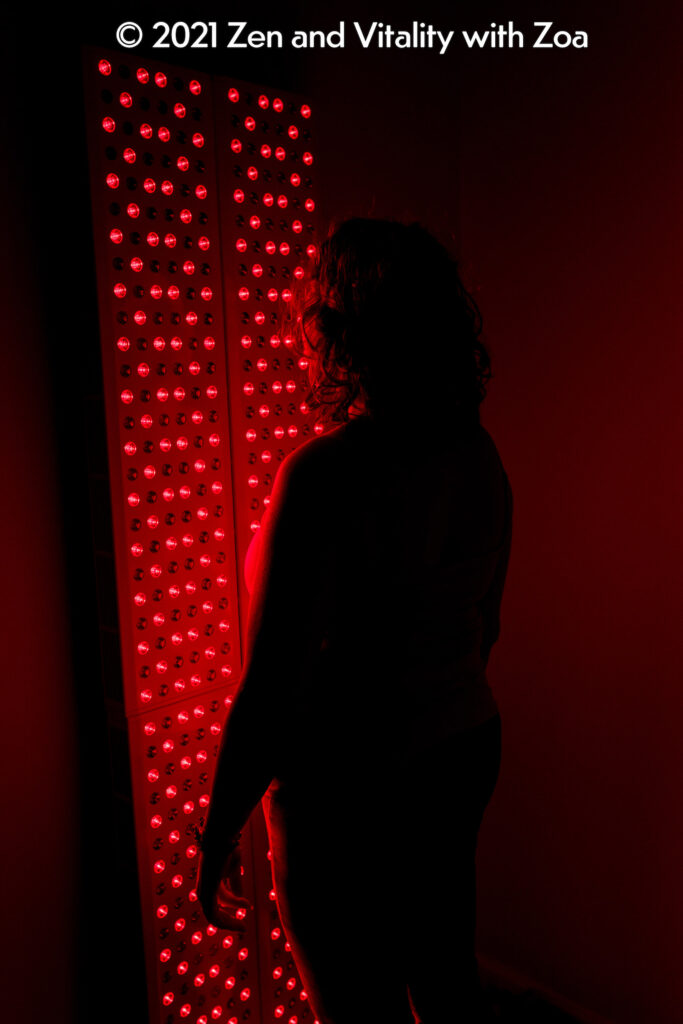 Joovv Red/Infrared Light Therapy at Zen and Vitality