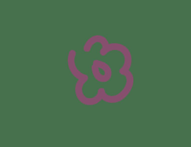 Z&V purple flower