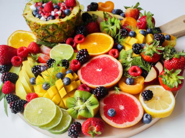 Fresh Organic Fruits available seasonally
