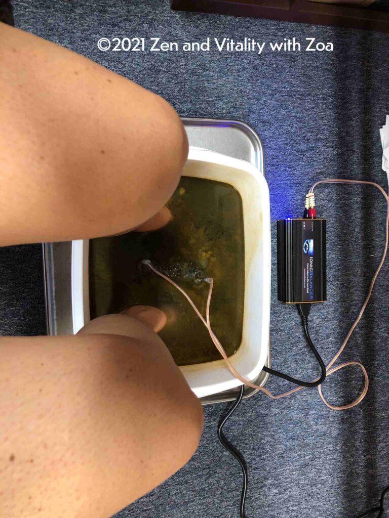 IonBalancer Detox Foot Bath
