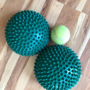 Soft therapy domes for fascial release