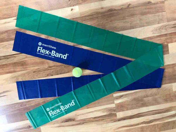 Flex-Band for resistance work